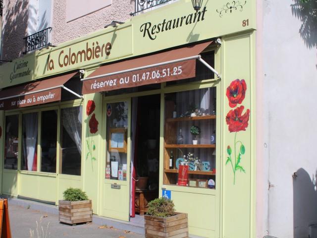 LA COLOMBIERE